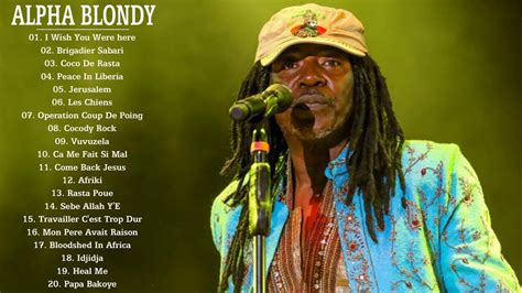 top  alpha blondy songs   time  songs cover