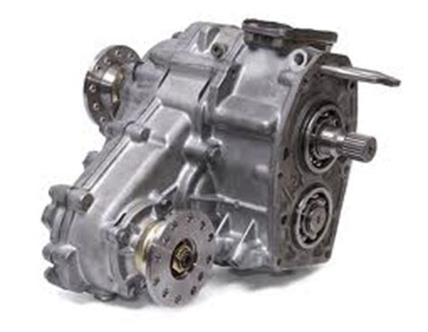Front Transfer Case Assemblies Now Sold To Pickup Truck