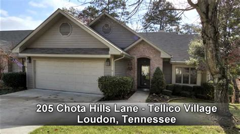 205 chota loudon tn home for sale