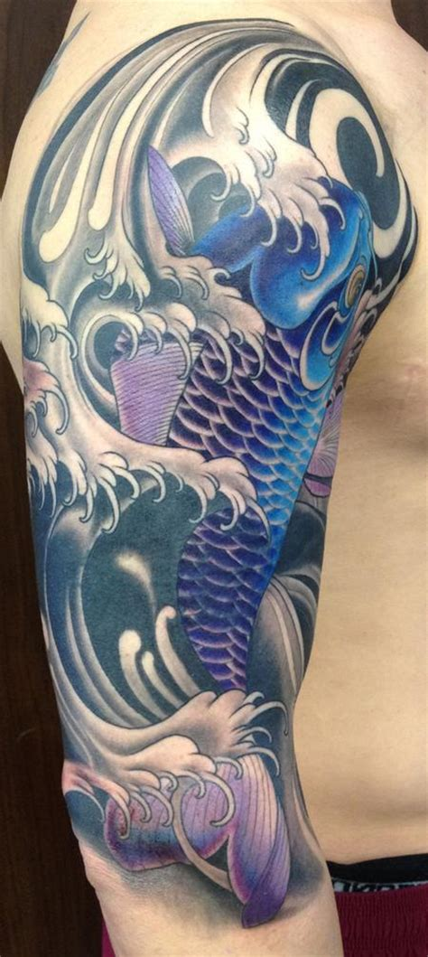 rotem s tattoo on pinterest koi koi fish tattoo and
