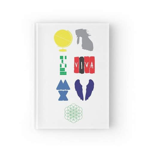 coldplay medicine coldplay album hardcover notebook http www redbubble