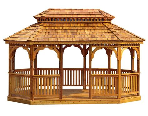 Plans For Garden Sheds by Wooden Gazebo Plans Build The Perfect Gazebo My Shed