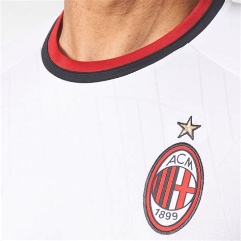 Jersey Milan Away 2017 2018 1 ac milan away jersey 2017 2018
