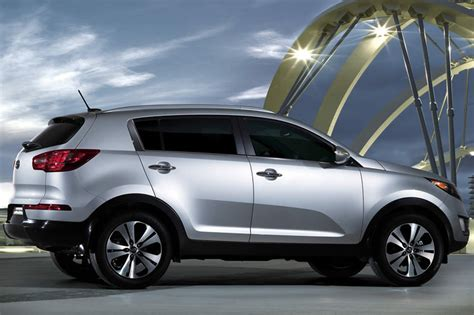 Kia Sportage Photo Kia Sportage 2011 Photo De Voiture