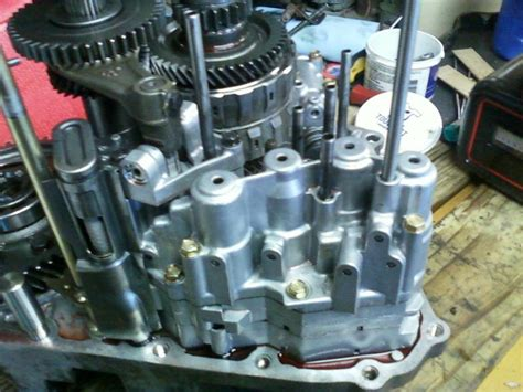 2001 honda civic transmission rebuild 97civic automatic crapomatic transmission teardown and