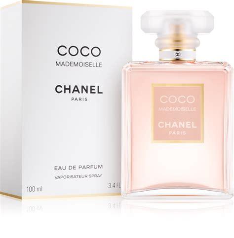 Parfum Coco Mademoiselle Chanel chanel coco mademoiselle woda perfumowana dla kobiet 100