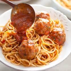 classic spaghetti and meatballs for a crowd america s