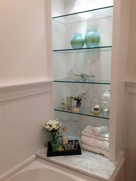 bathroom shelf decorating ideas bathroom stunning bathroom design ideas with white wood