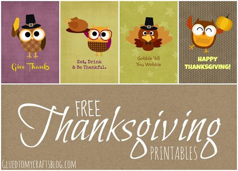 free printable thanksgiving crafts for free thanksgiving printables
