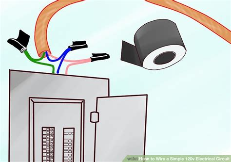magnificent 120v wire images electrical circuit diagram