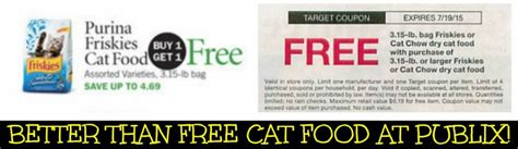 dog food coupons june 2015 better than free friskies cat food with the new target coupon