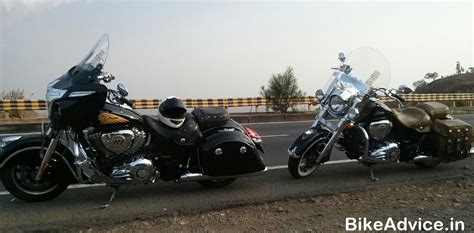 BikeAdvice Ride of Indian Chieftain & Vintage Mumbai to Delhi