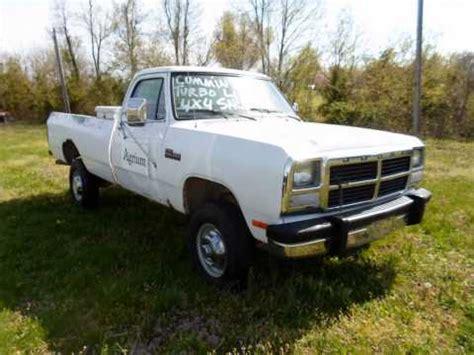 1993 dodge 4x4 automatic 12valve turbo for sale