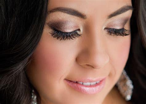 braut make up braune augen dieses braut make up sichert ihnen den perfekten auftritt