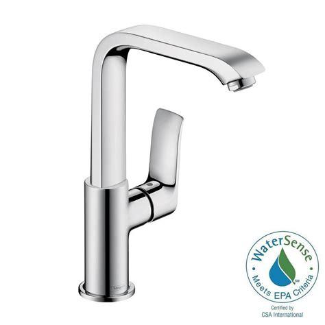 hansgrohe metris higharc single handle kitchen faucet with hansgrohe metris e 230 single hole 1 handle high arc
