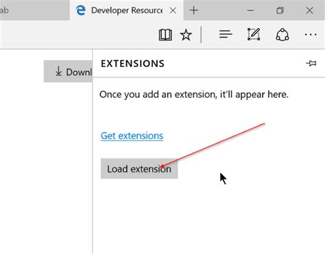 install windows 10 edge how to install extensions in edge browser in windows 10