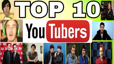 best youtuber top 10 best youtuber in the world 2017