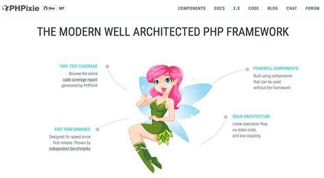 php framework best 10 php frameworks for developers best of hongkiat