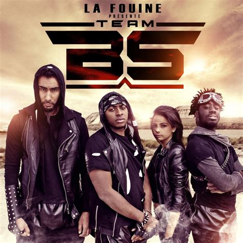 Bs 27 Team la fouine pr 233 sente team b s