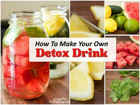 How To Make Your Own Fruit Detox Water by 14 Best Ideas For The House Images On Cleaning