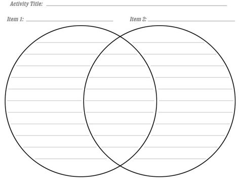 printable venn diagram maker best 25 venn diagram maker