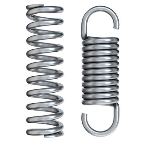 3d spring models 3d model metal springs cgtrader
