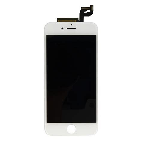 Lcd Iphone 6s Di Ibox display lcd per iphone 6s bianco qualit 224 originale