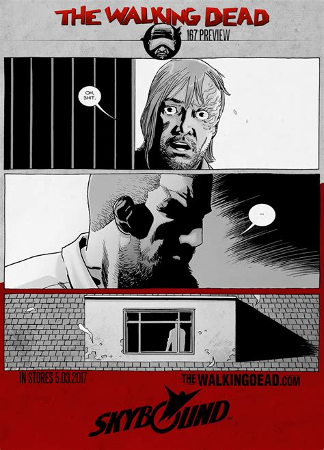 the walking dead volume 28 a certain doom the walking dead 167 preview the walking dead official