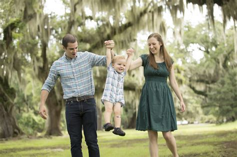 mom swinging baby felix 2 years new orleans family photographer