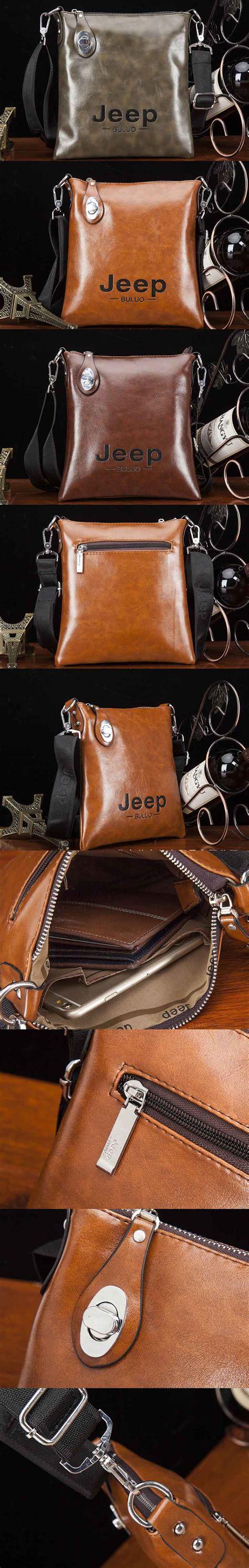 Jual Tas Merk Jeep jual tas kulit selempang jeep