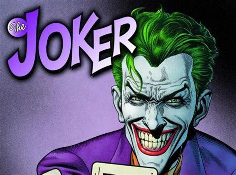 imagenes the joker comic el trailer del documental sobre los villanos de dc