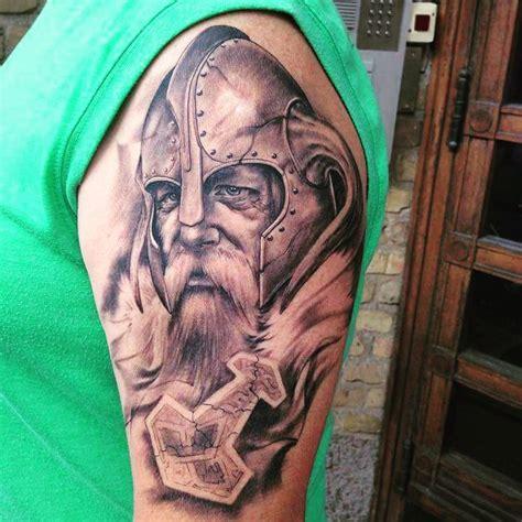 95 best viking tattoo designs amp symbols 2018 ideas