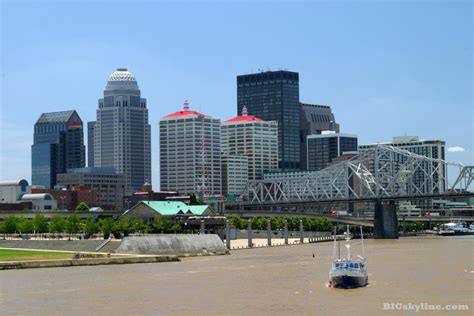 Louisville Ky Search Louisville Kentucky City Skyline Pic In Usa