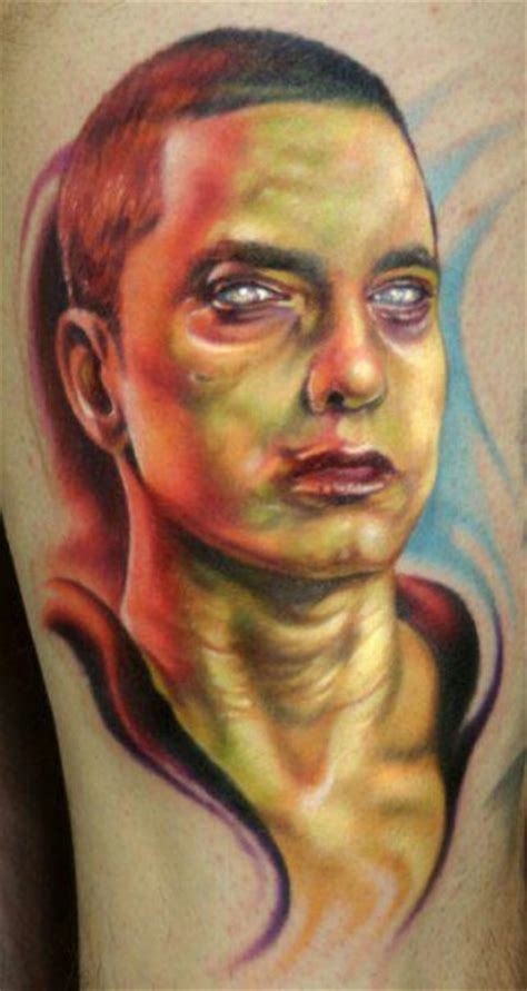 eminem tattoo eminem tattoos