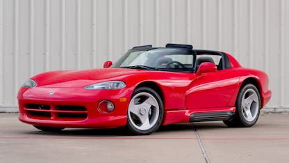 electronic stability control 1994 dodge viper rt 10 electronic toll collection an investment grade viper collection at houston 2018