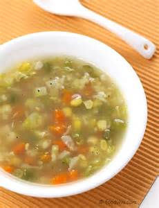 vegetable soup recipe make healthy homemade mix