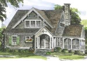 Cottage Homes Plans House Plans By Wisteria Cottage