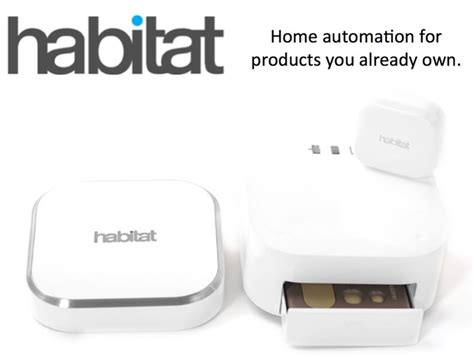 habitat home automation system