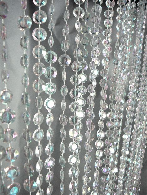 beaded curtains beaded curtains wedding decor direct