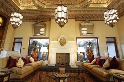 moroccan living room decor decor   world