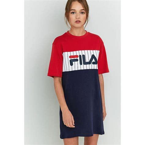 Vi Dress Meribel sweat shirt femme fila fila sweat shirt color block