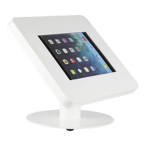Desk For Tablet by Desk Stand For Tablets 9 11 Inch White Meglio Exhibishop