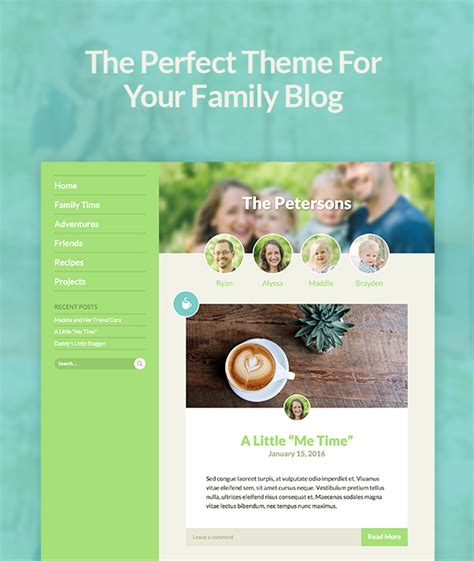 themes of the story everyday use family blog by switch themes themeforest