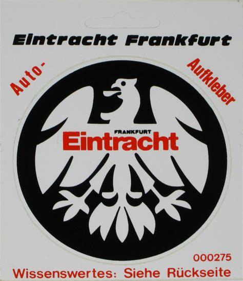 Auto Aufkleber Eintracht Frankfurt eintracht zvab