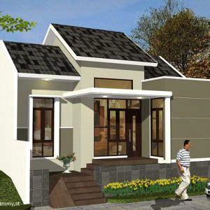model rumah sederhana  kampung terbaru