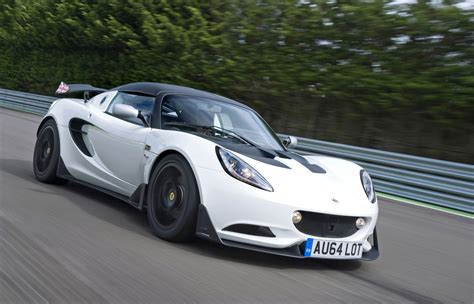 2015 Lotus Elise by 2015 Lotus Elise S Cup Forbidden Fruit