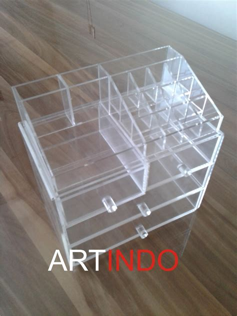 Jual Cat Acrylic Titi by Category Display Kosmetik Acrylic Akrilik Acrylic