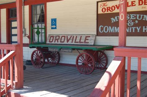 oroville depot museum reviews oroville wa