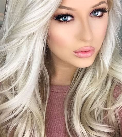 see our collection of ideas for dark blonde hair color photos platinum hair color black hairstle picture