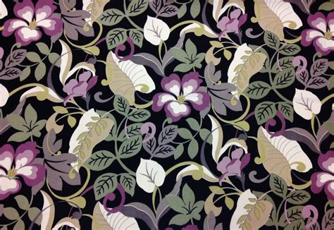 outdoor furniture fabric by the yard richloom floral onyx wolf outdoor furniture fabric by the yard 54 quot wide ebay